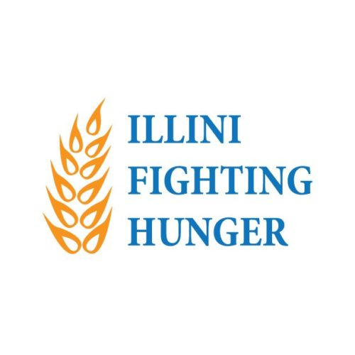 Illini Fighting Hunger Logo