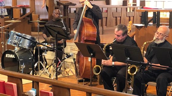 Special Jazz Service, July 15, 2018