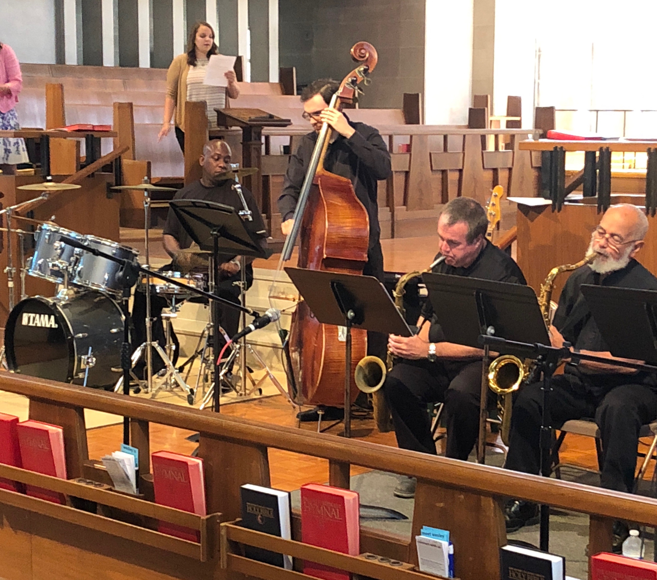 Jazz Worship Ensemble