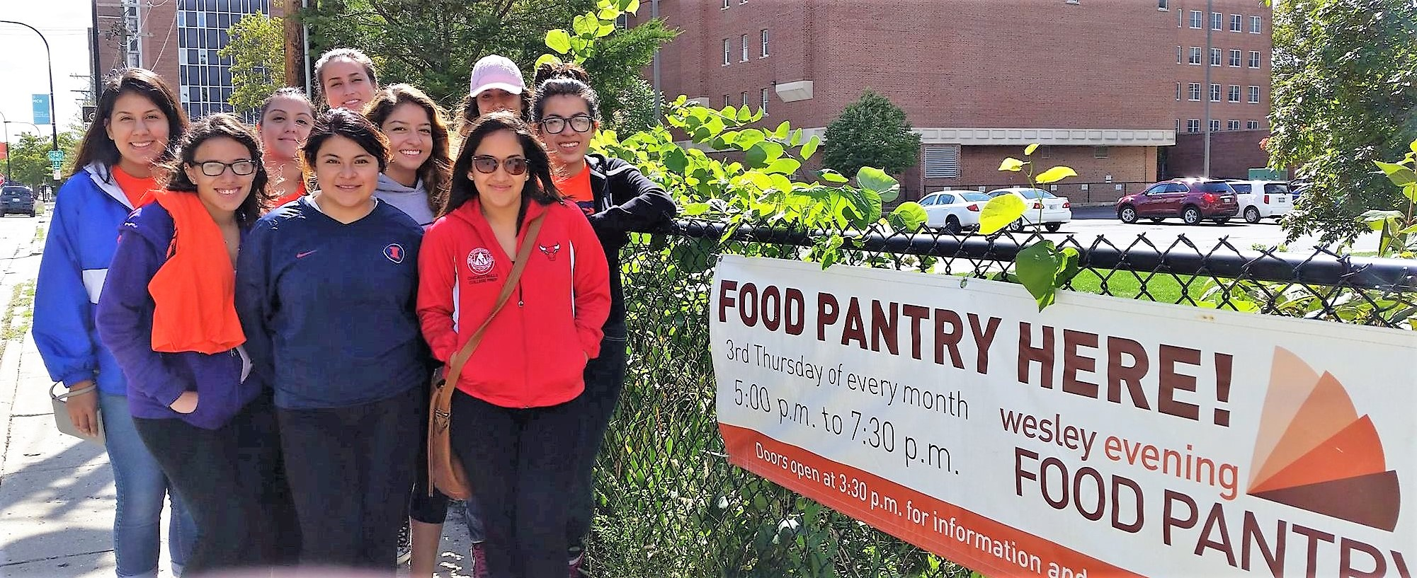 food pantry volunteers (2)