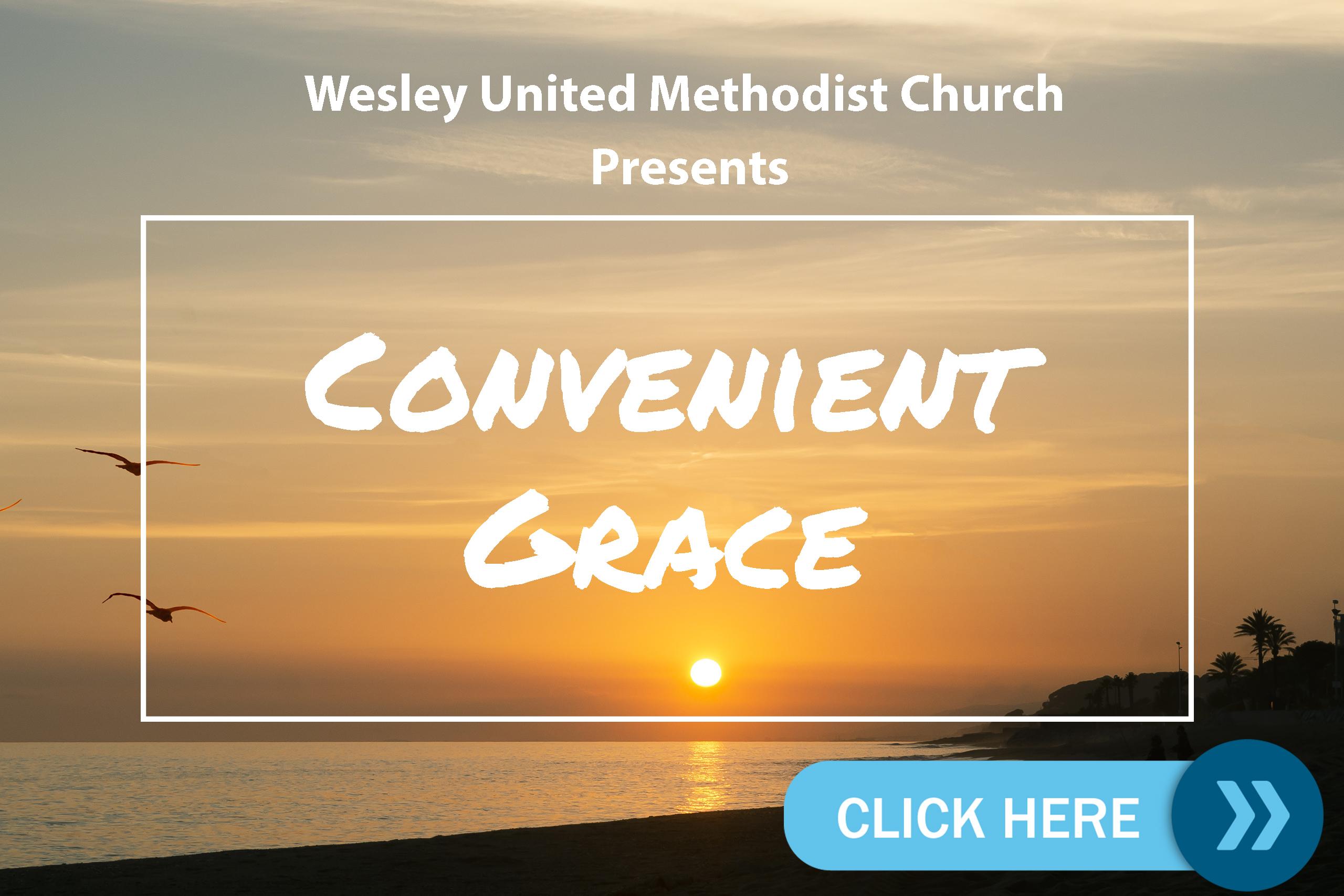 Convenient Grace
