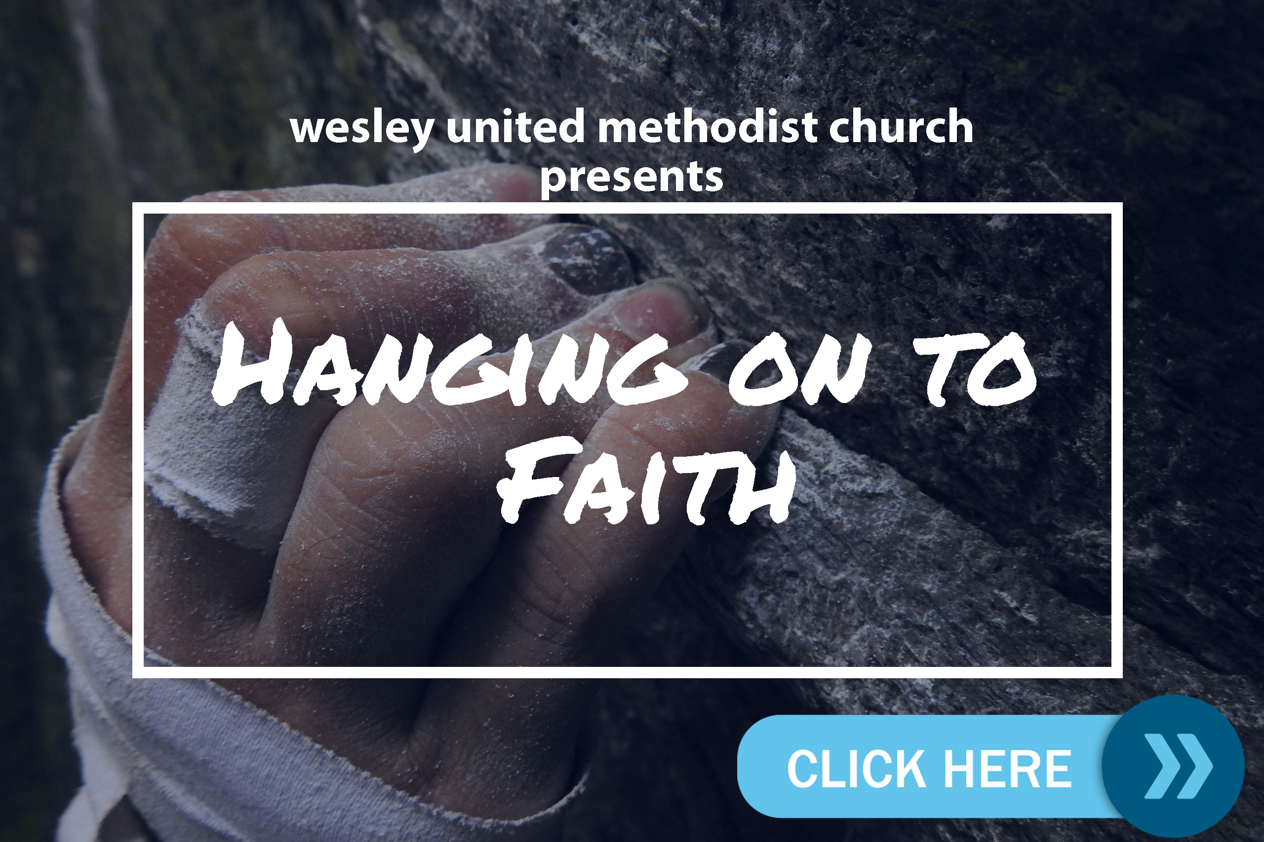 Hanging on to Faith Website